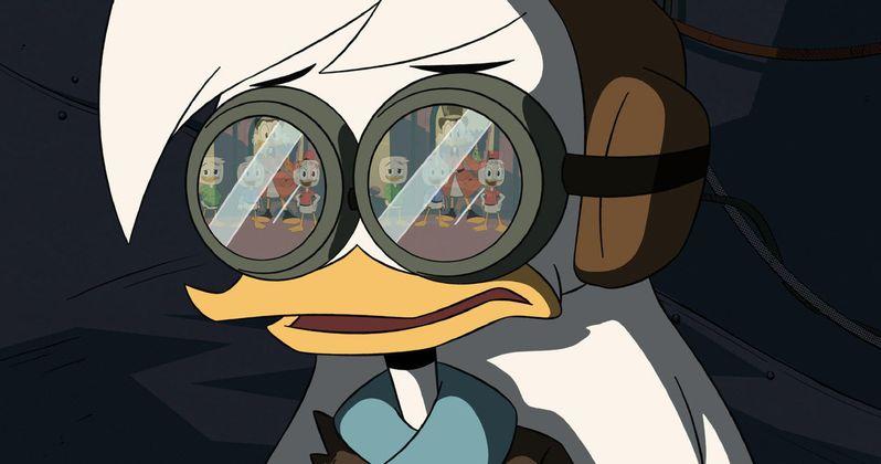 DuckTales Season Finale Brings Back Donald's Twin Sister Della Duck