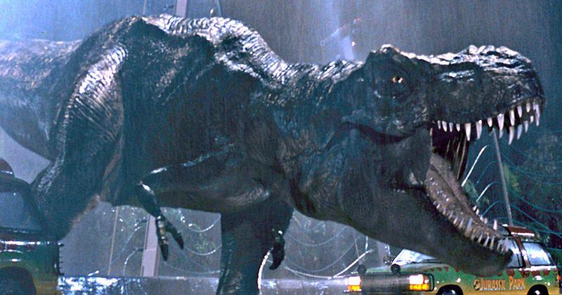 Jurassic World Preview Explores Jurassic Park Legacy