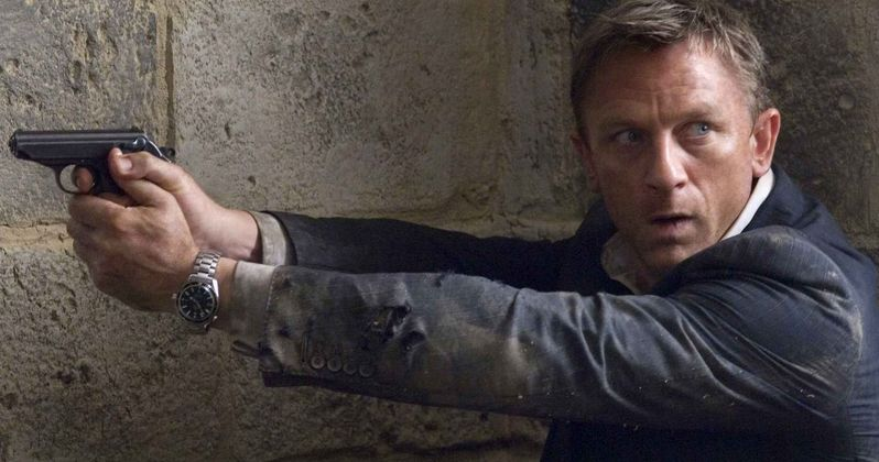 Daniel Craig Is First Choice for James Bond 25 Says Producers