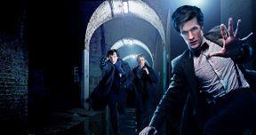Doctor Who Meets Sherlock in Wholock Fan-Made Trailer