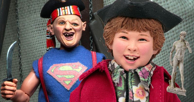 Goonies Action Figure 2-Pack Lets You Play with Pirate Chunk & Sloth