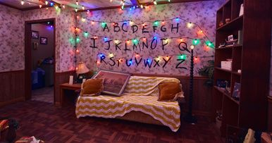 Halloween Horror Nights Video Goes Inside the Stranger Things Maze
