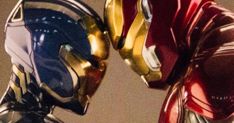 Iron Man & Rescue Unite in Unused Avengers: Endgame Promo Image