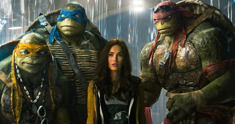 Teenage Mutant Ninja Turtles Interview with Director Jonathan Liebesman | EXCLUSIVE