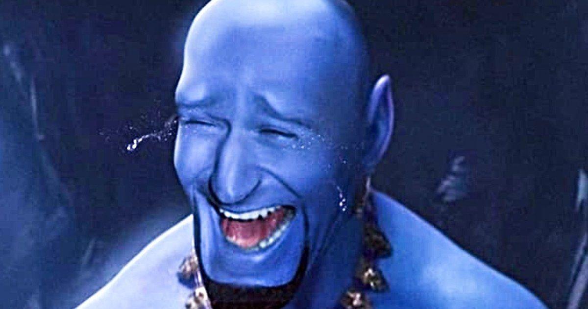 Aladdin 2019: Robin Williams Becomes Live-Action Blue Genie In Aladdin