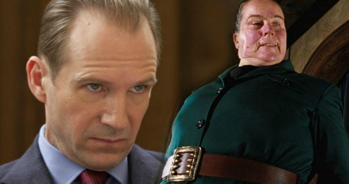 Ralph Fiennes Is Miss Trunchbull in Netflixs Matilda