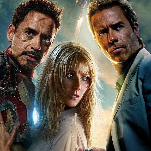 Iron Man 3 2013 MTV Movie Awards Preview