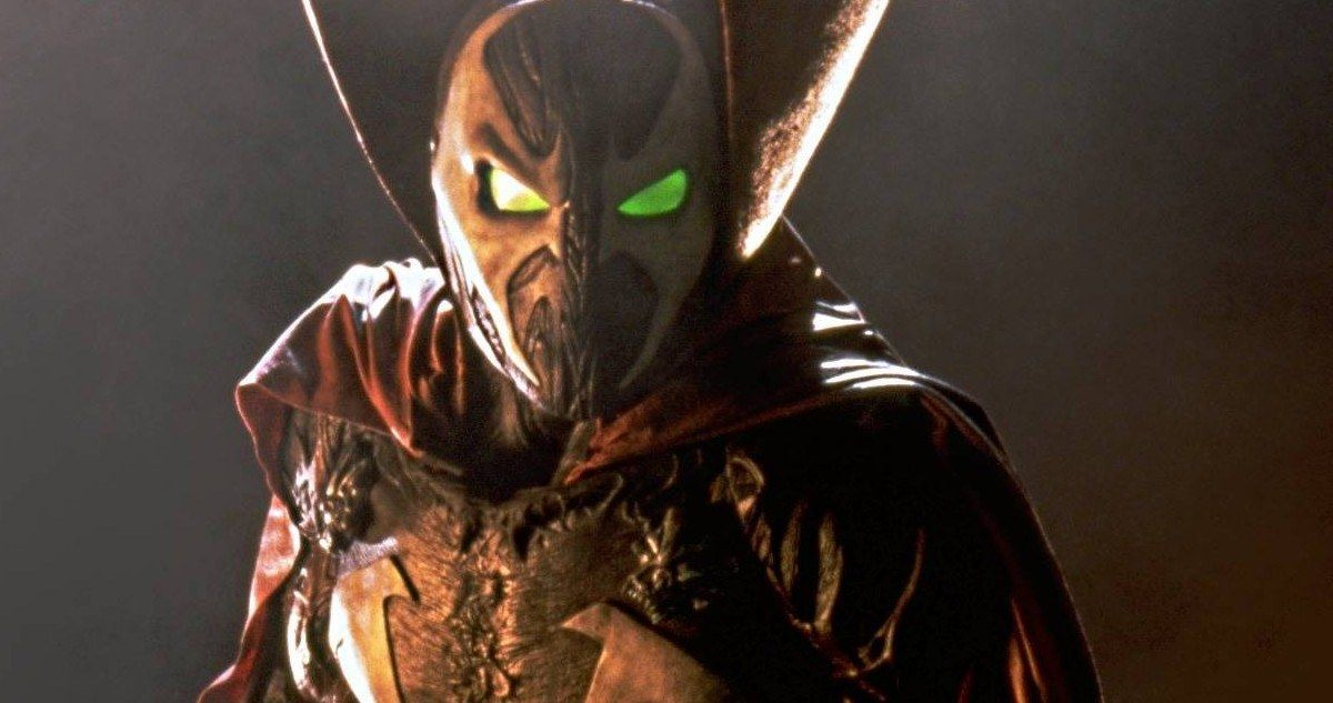 Spawn Reboot Will Be Dark, R-Rated & Scary Says Creator Todd McFarlane