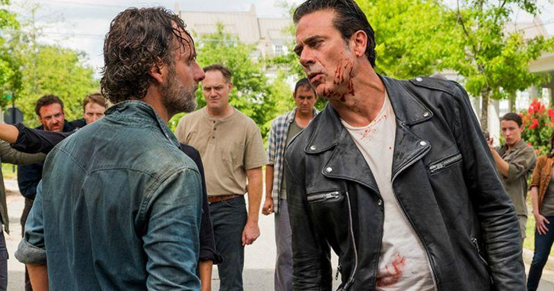 Walking Dead Season 7 Midseason Finale Recap: Hearts Still Beating