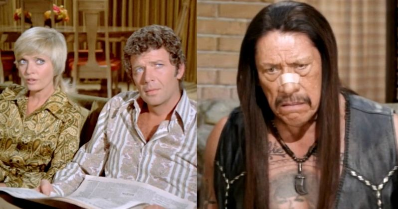 Machete Visits The Brady Bunch in Super Bowl Commercial