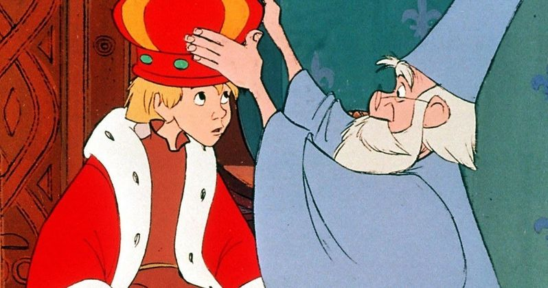 Disney's Sword in the Stone Remake Targets 28 Weeks Later Director