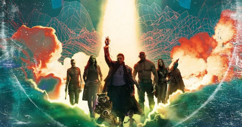 Guardians of the Galaxy Double-Feature Confirmed in New Poster