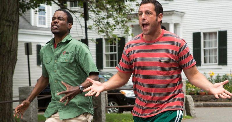 Netflix's The Week Of Reunites Adam Sandler and Chris Rock