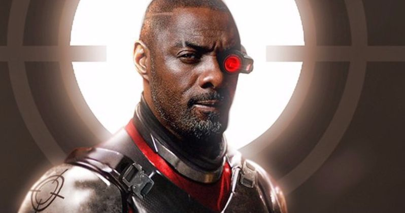 The Suicide Squad Drops Deadshot, Idris Elba Will Play New Character