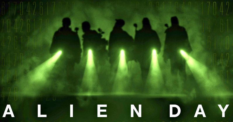 2nd Annual Alien Day Is Coming This April