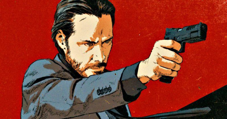 John Wick Comic Book Series Is Coming in 2017