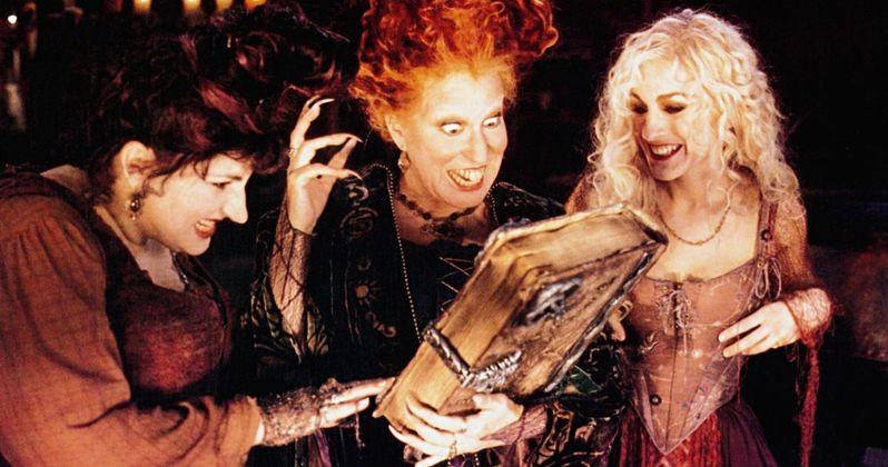 Hocus Pocus 25th Anniversary Extravaganza Is Happening This Halloween