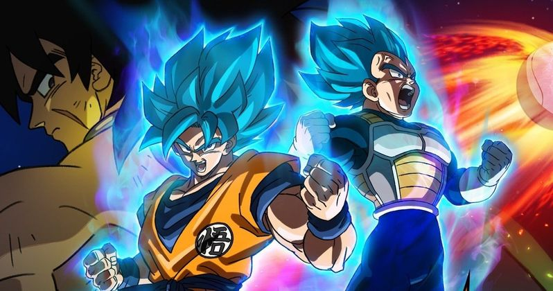 Dragon Ball Super: Broly Scores a Huge Super Saiyan-Sized Box Office Debut