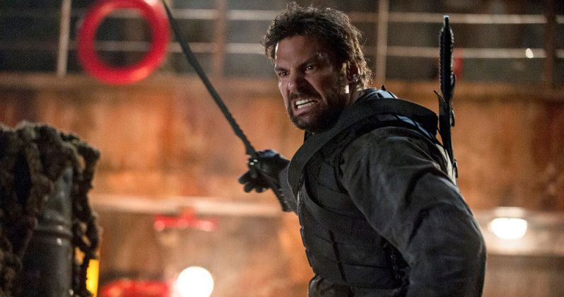 Arrow Season 2 TV Spot Teases Deathstroke the Terminator