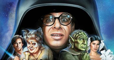 Spaceballs 2 Posters Appear in New York, Is the Sequel Happening?