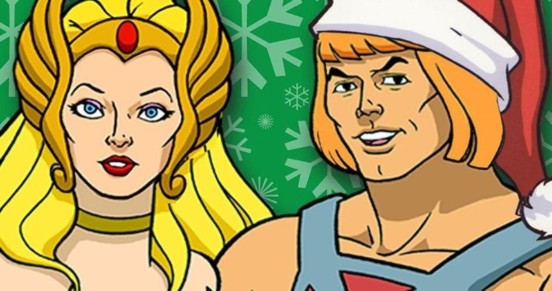 He-Man Won't Show Up in Netflix's She-Ra Reboot