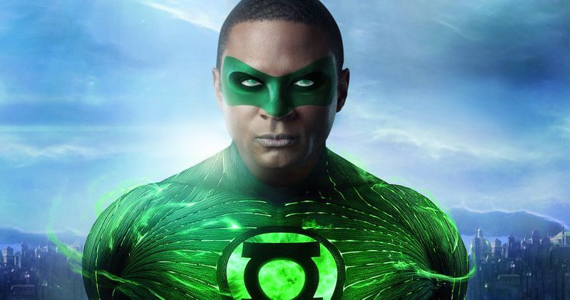 Green Lantern Isn't Coming to The CW Anytime Soon