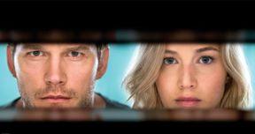 First Look at Jennifer Lawrence & Chris Pratt in Passengers