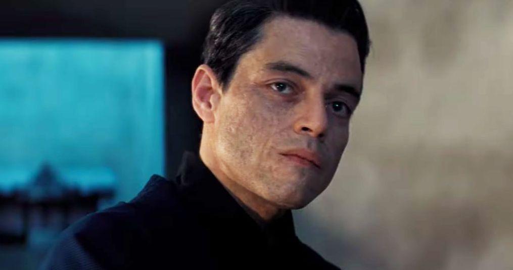 Rami Malek James Bond