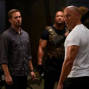 The Fast and the Furious 6 Set Photos with Vin Diesel and Paul Walker