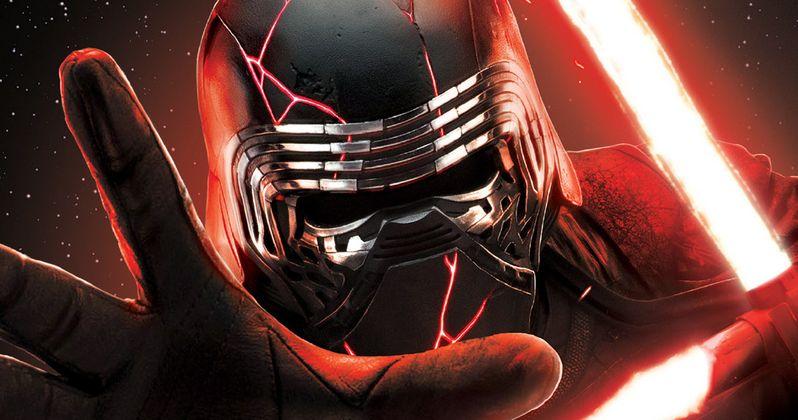 Kylo Ren Strikes Back in First Look at Rise of Skywalker Toy Packaging