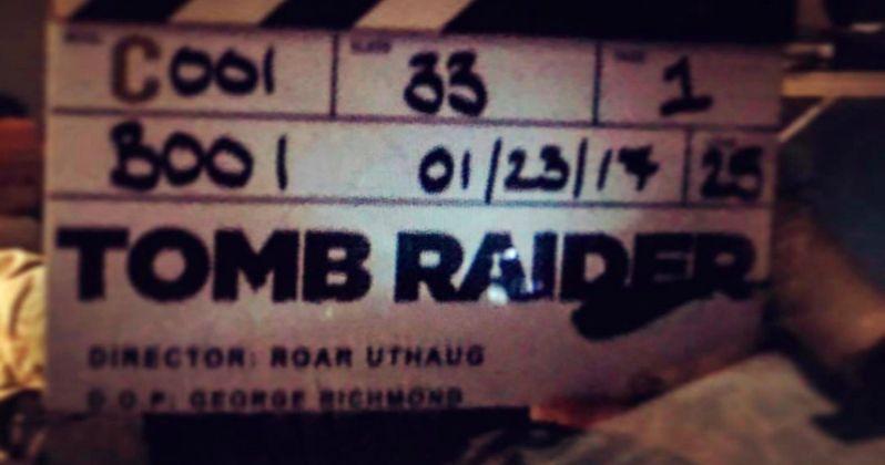 Tomb Raider Reboot Begins Shooting in South Africa