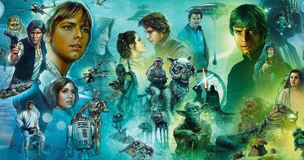 entire star wars skywalker saga coming to 4k in 2020