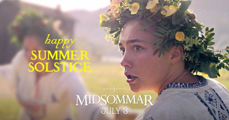 Midsommar Final Trailer Celebrates First Day of Summer with Screams of Terror