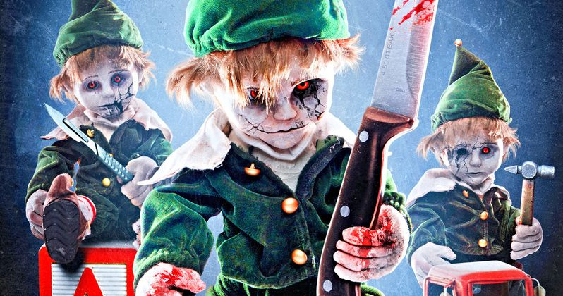 Elves Trailer: They're Off The Shelf and Ready to Kill This Christmas
