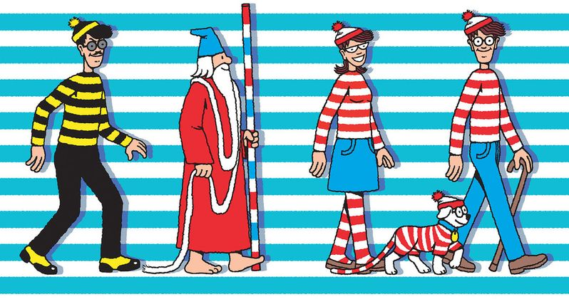 Where's Waldo? Movie Finally Happening with Producer Seth Rogen