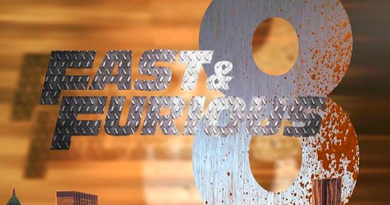 Vin Diesel Shares Fast & Furious 8 Teaser Poster