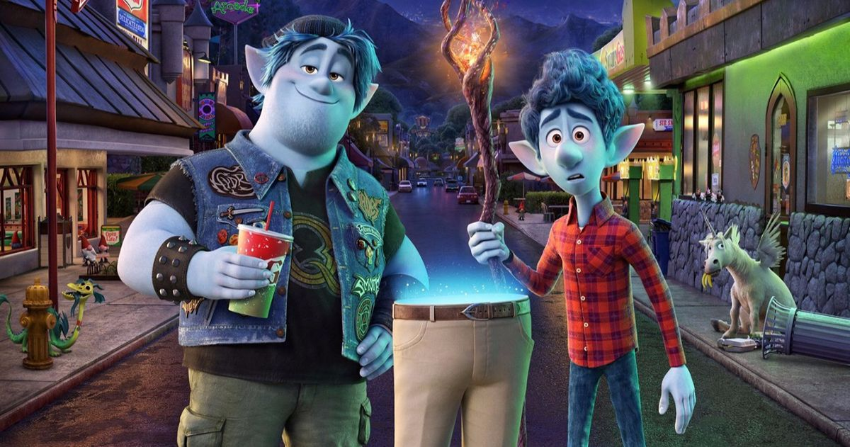 Pixar's Onward Hits Digital Today, Arrives on Disney+ in Early April