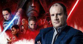 Marvel President Kevin Feige Says He's Not Taking Over Lucasfilm