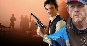 Ron Howard Gets Desperate, Goes Dangerous on Han Solo Set