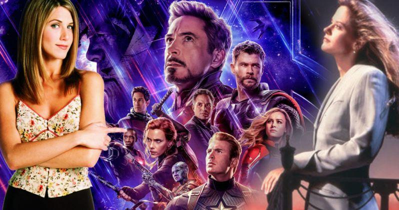 Jennifer Aniston Latest to Throw Shade at Marvel, Wants Meg Ryan Revival