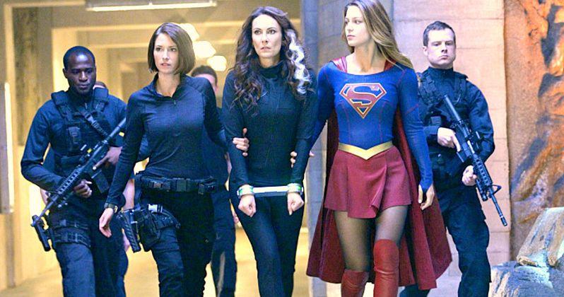 Supergirl Midseason Premiere Trailer Teases Toyman & Non