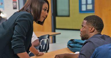 Night School Trailer #2 Has Tiffany Haddish Giving Kevin Hart a Beatdown
