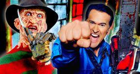 Ash Was Supposed to Kill Freddy Permanently in Ash Vs Freddy Vs Jason