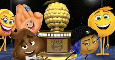 Emoji Movie Tops 2018 Razzie Awards Winners List