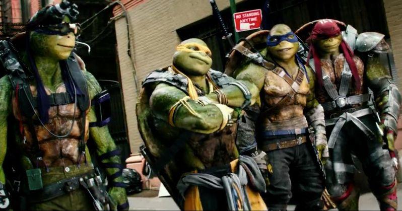First Teenage Mutant Ninja Turtles 2 Footage Arrives; Full Trailer Tomorrow