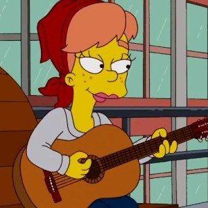 The Simpsons Season 24 Premiere Clip with Zooey Deschanel