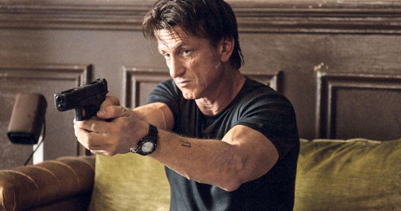 The Gunman Trailer Starring Sean Penn