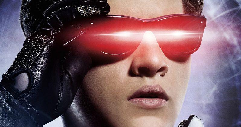 a24ee401fb47 First X-Men 7 Set Photos Reveal Cyclops  New Look