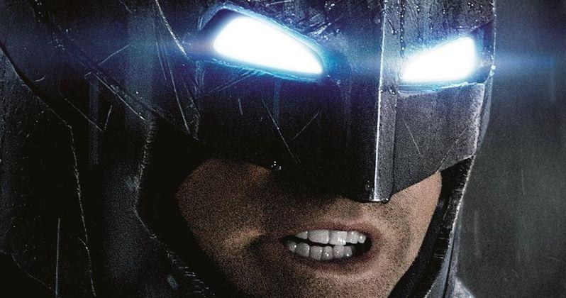 Batman Movie Won't Happen Until the Script Is Perfect Says Affleck