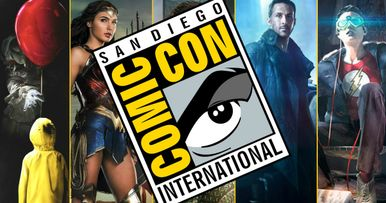 Ready Player One, IT, Justice League & More Are Coming to Comic-Con